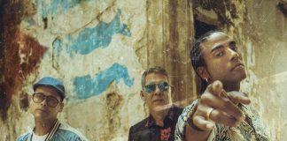 La banda Orishas, en una imagen promocional.